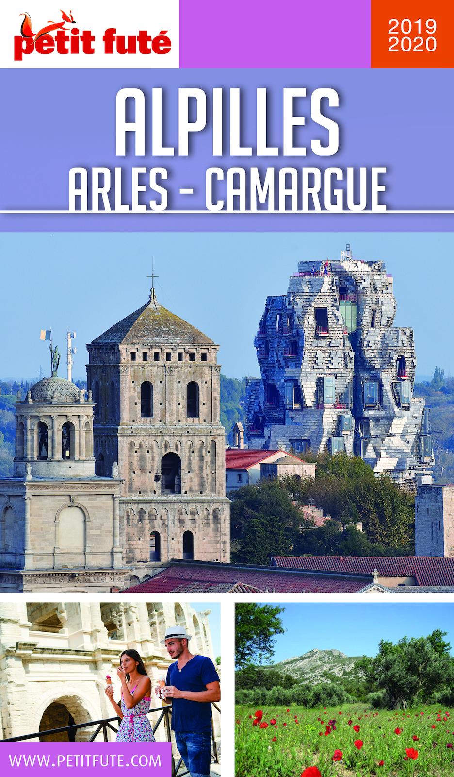 ALPILLES - CAMARGUE - ARLES 2019/2020 Petit Futé | Auzias, Dominique. Auteur