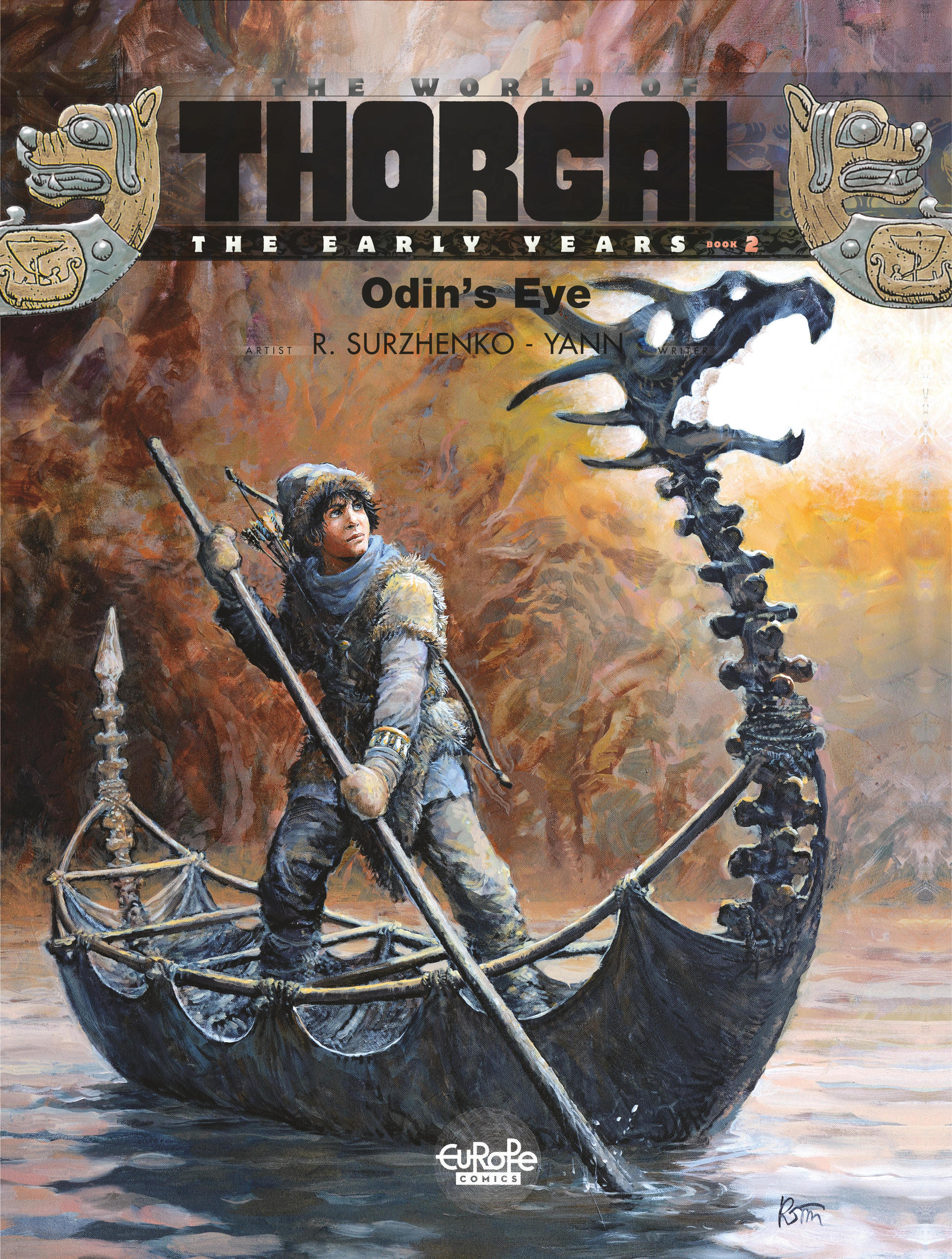 Young Thorgal - Volume 2 - ...