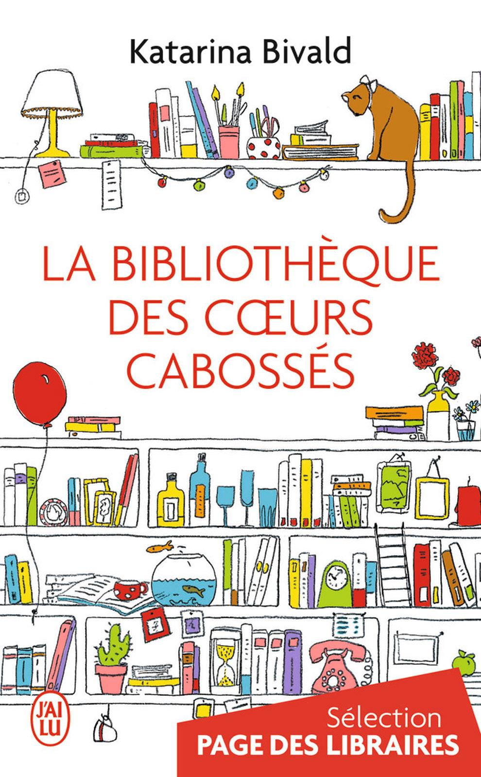 La bibliothèque des cœurs cabossés | Bivald, Katarina