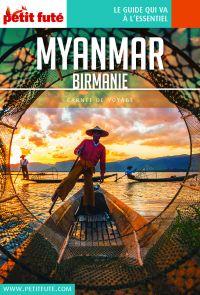 Image de couverture (MYANMAR - BIRMANIE 2019 Carnet Petit Futé)