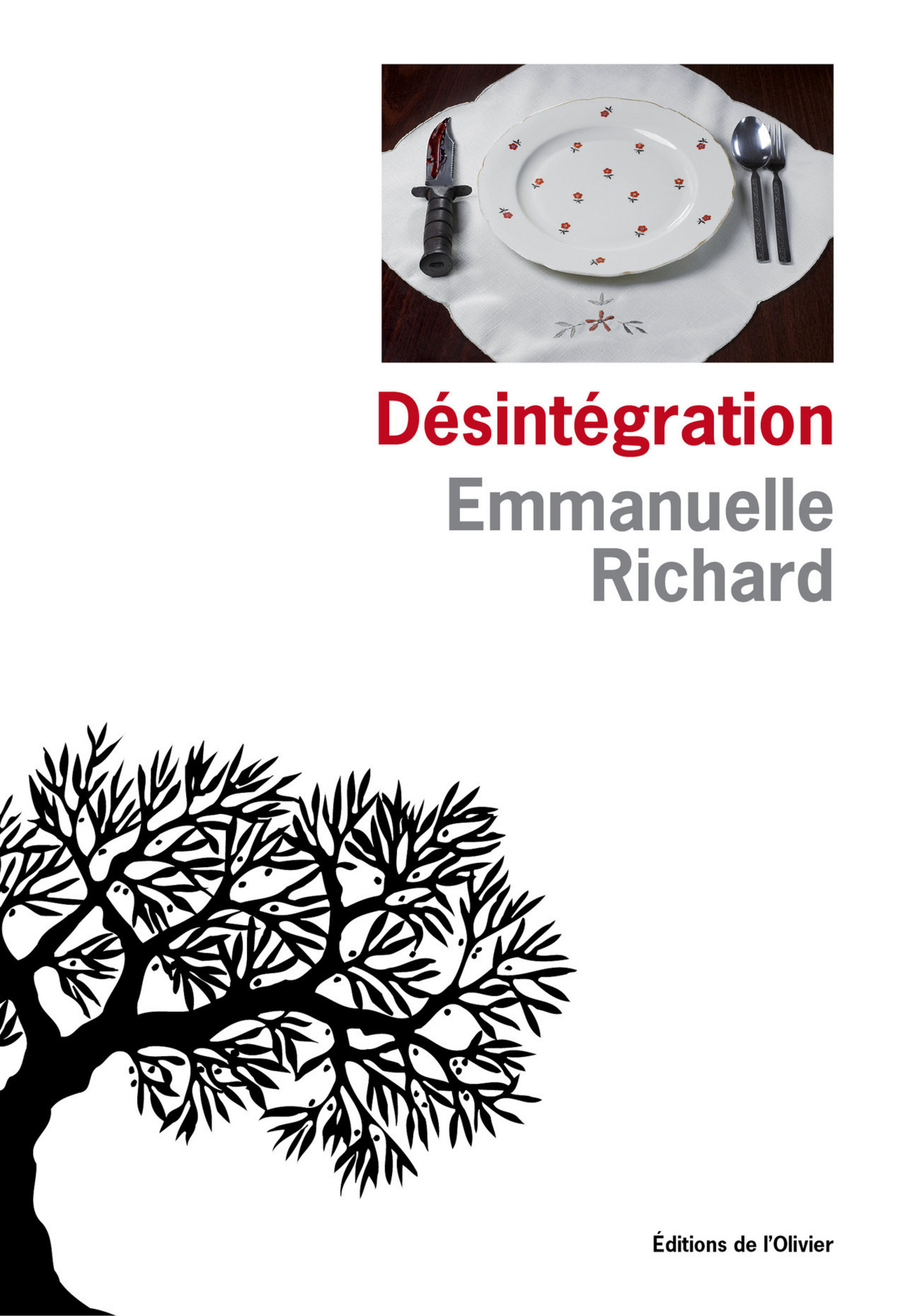 Désintégration | Richard , Emmanuelle