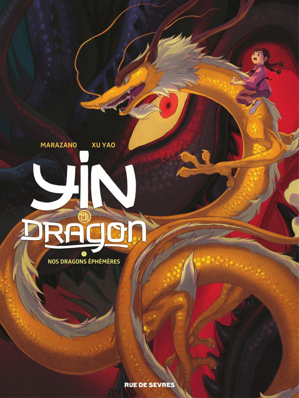 Yin Et Le Dragon | Xu, Yao. Illustrateur