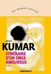 Itinéraire d'un singe amoureux | Kumar, Amitava (1963-....). Auteur