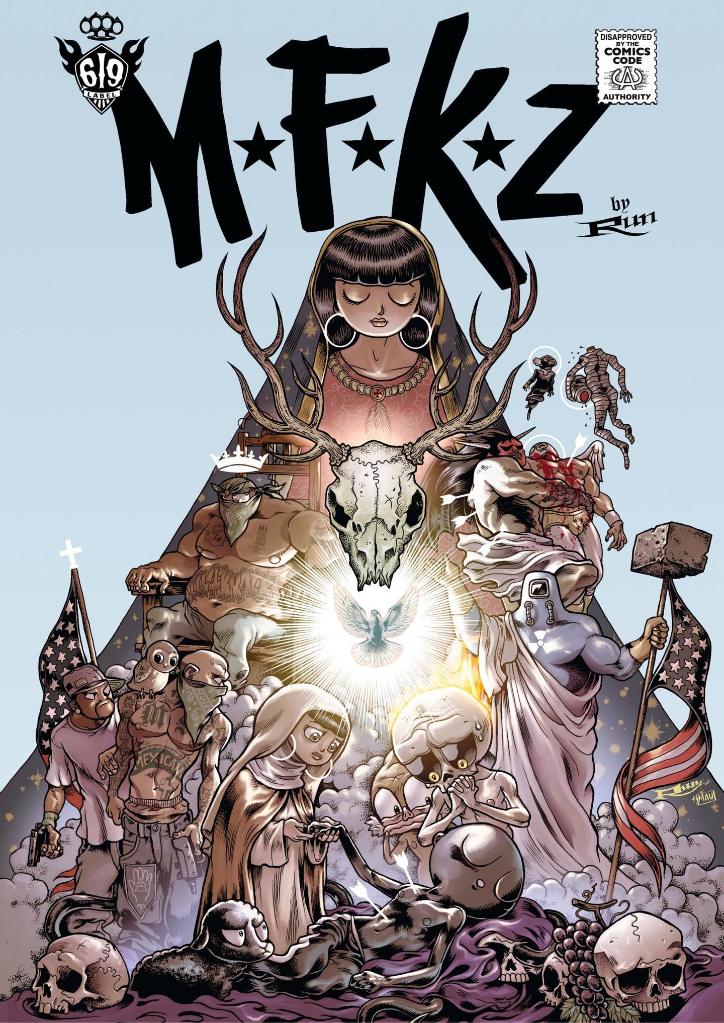 MFKZ - Volume 5
