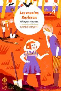 Image de couverture (Les cousins Karlsson Tome 3 - Vikings et vampires)