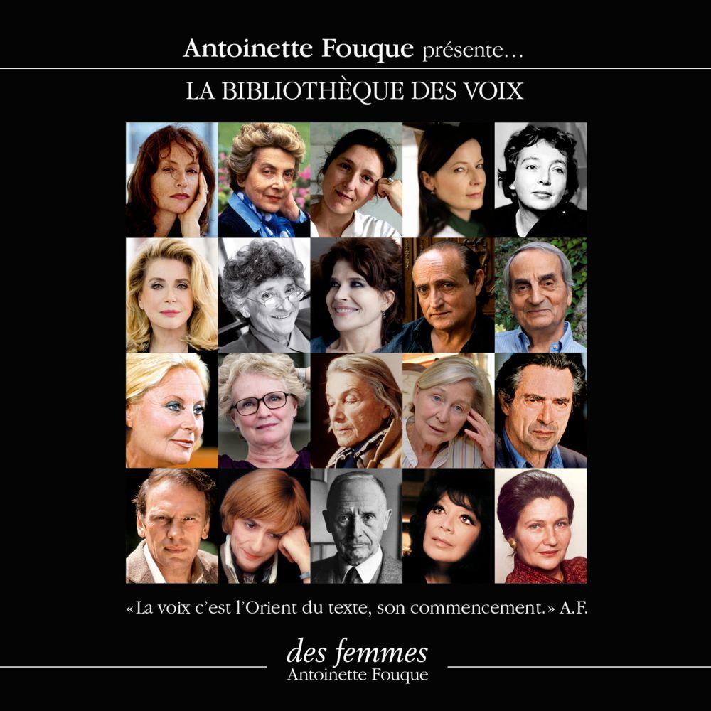 Extraits gratuits - Catalogue Bibliothèque des voix |