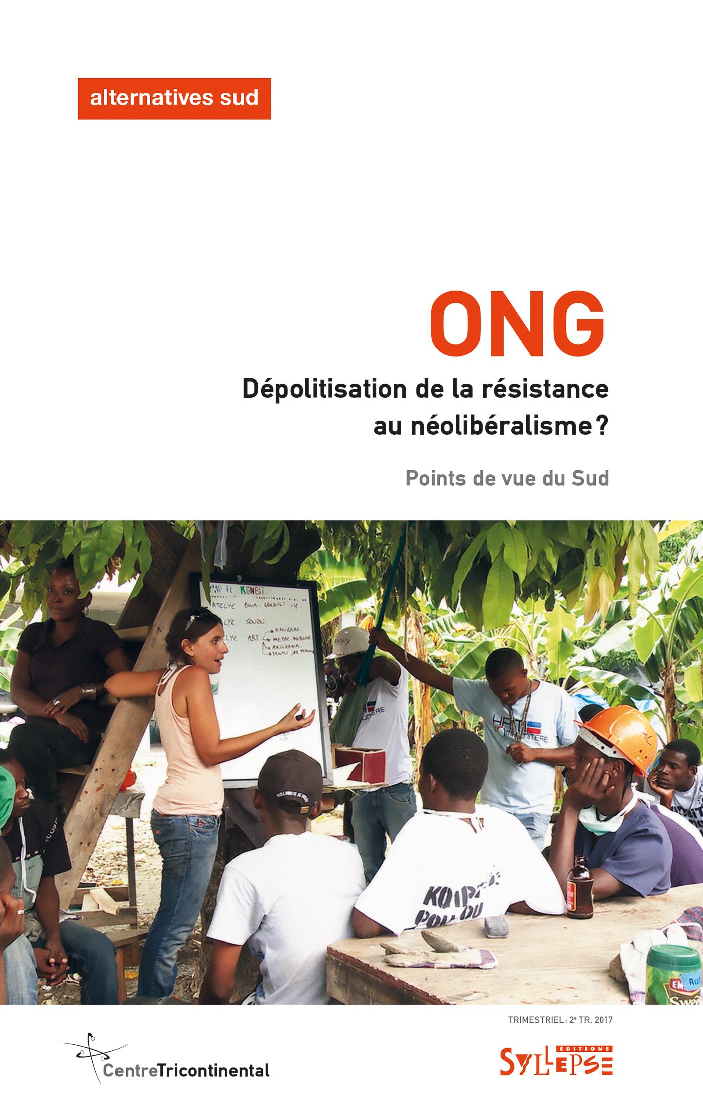 ONG: Dépolitisation de la ...