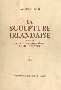 La sculpture irlandaise pen...