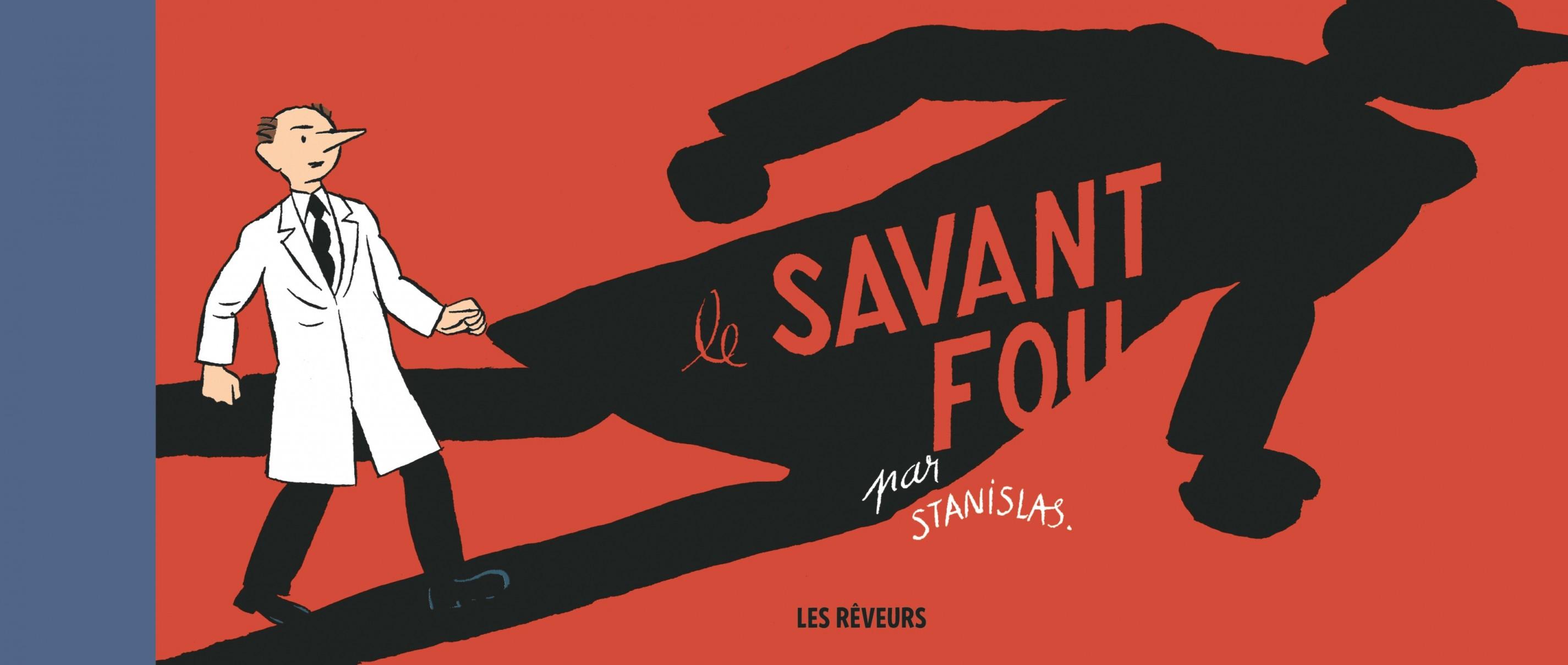 Le Savant Fou - Tome 1