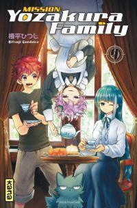 Mission: Yozakura family - ...