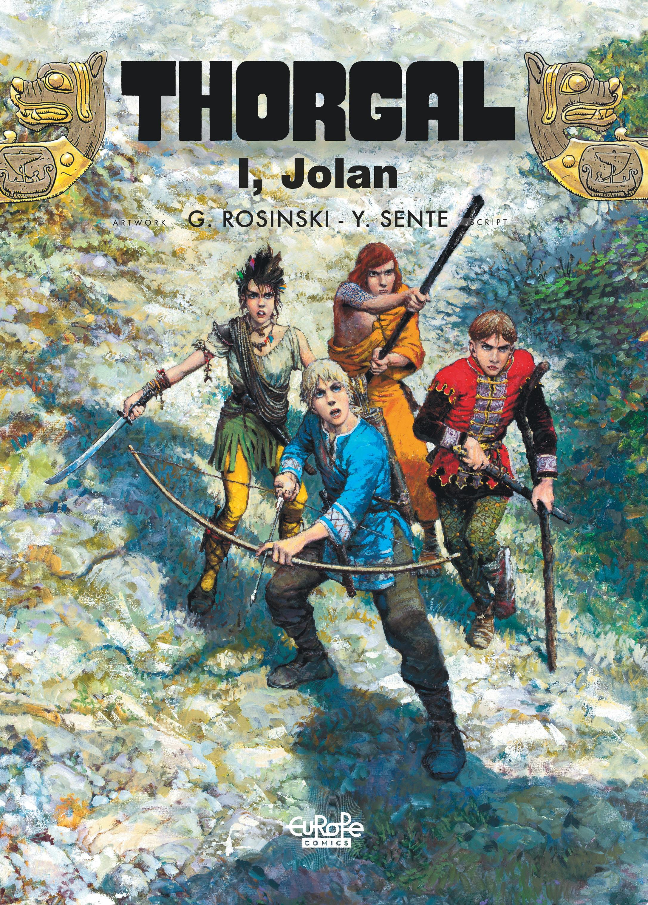 Thorgal - Volume 22 - I, Jolan