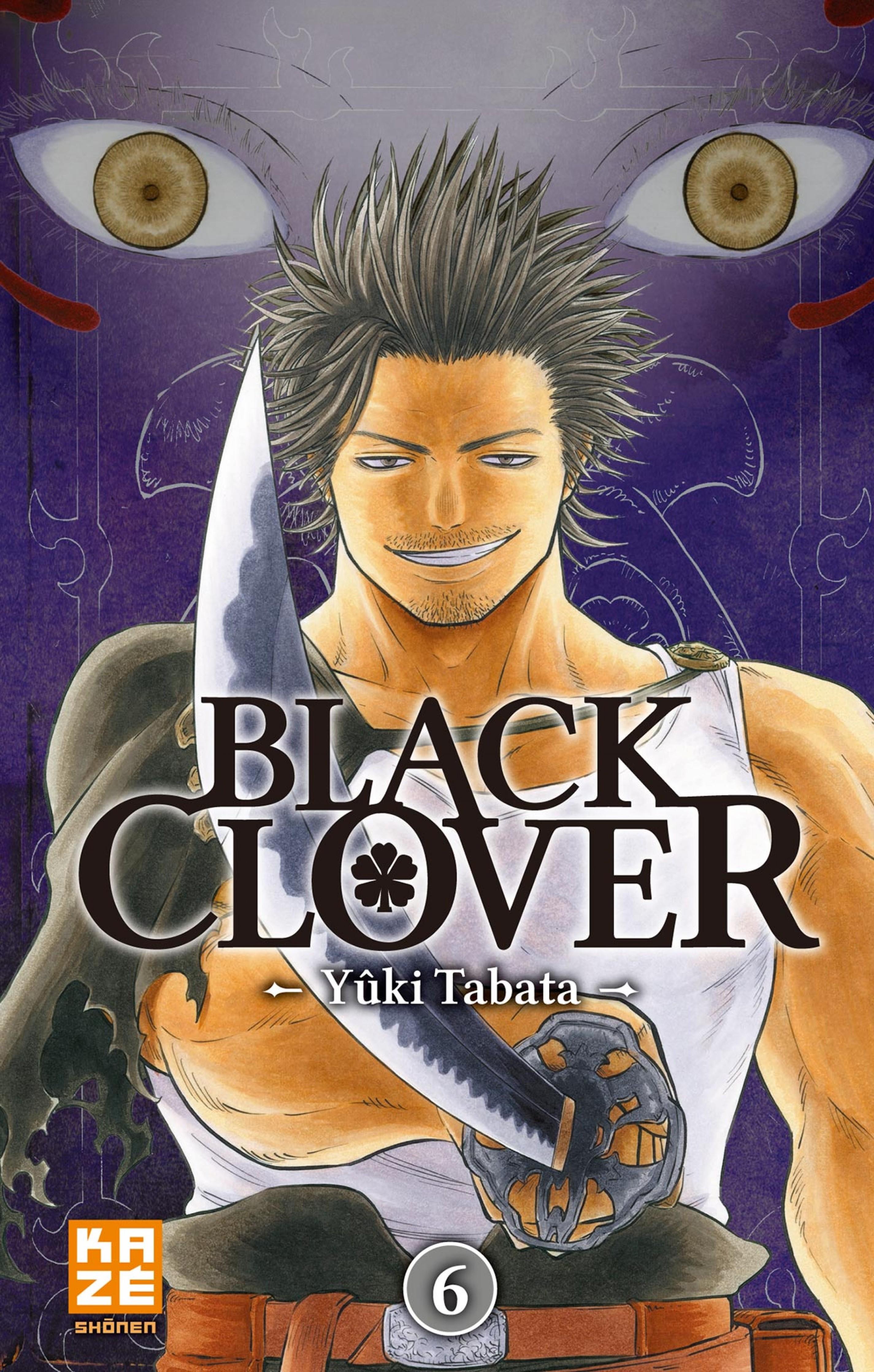 Black Clover – Tome 6