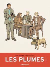 Les Plumes - Tome 1 | Baraou, Anne (1965-....). Auteur