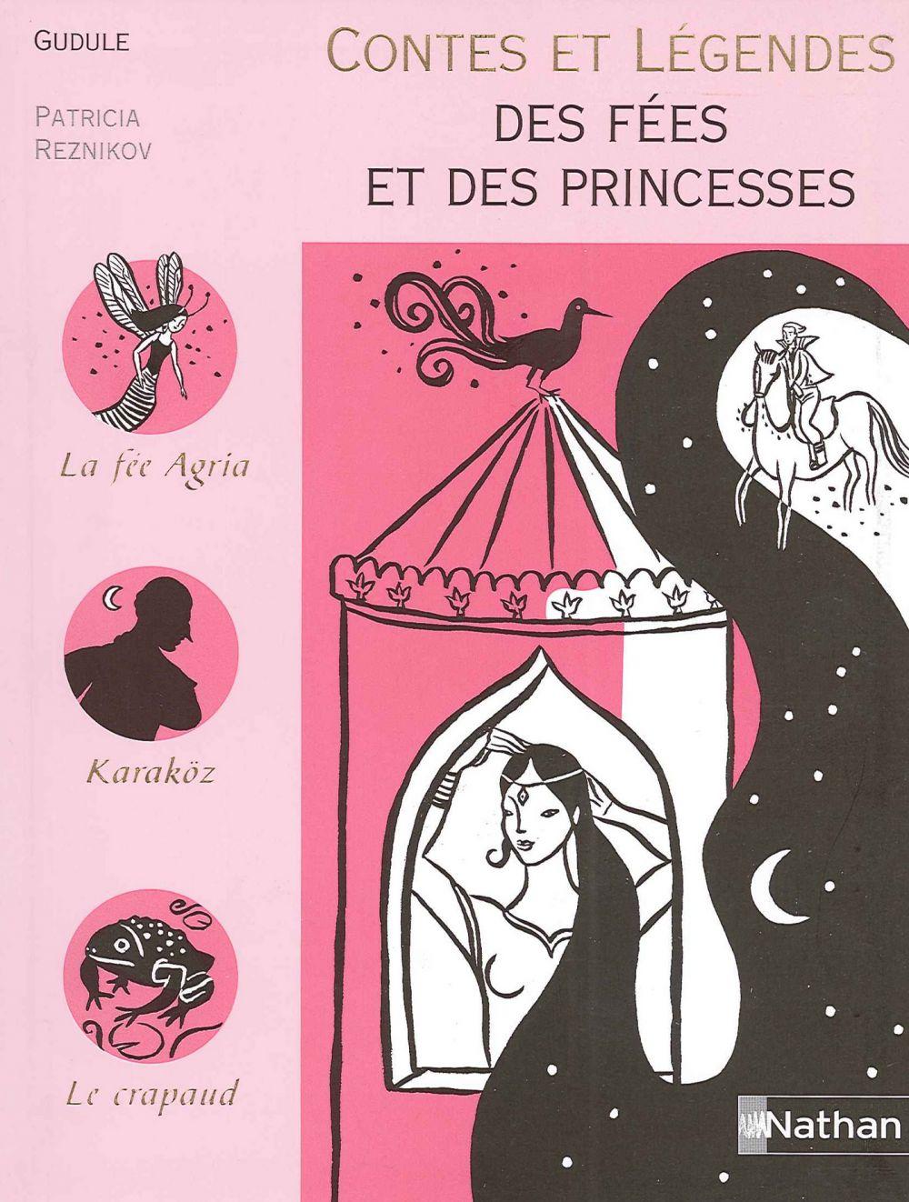 Contes et Légendes des Fées et des Princesses | Gudule, . Contributeur