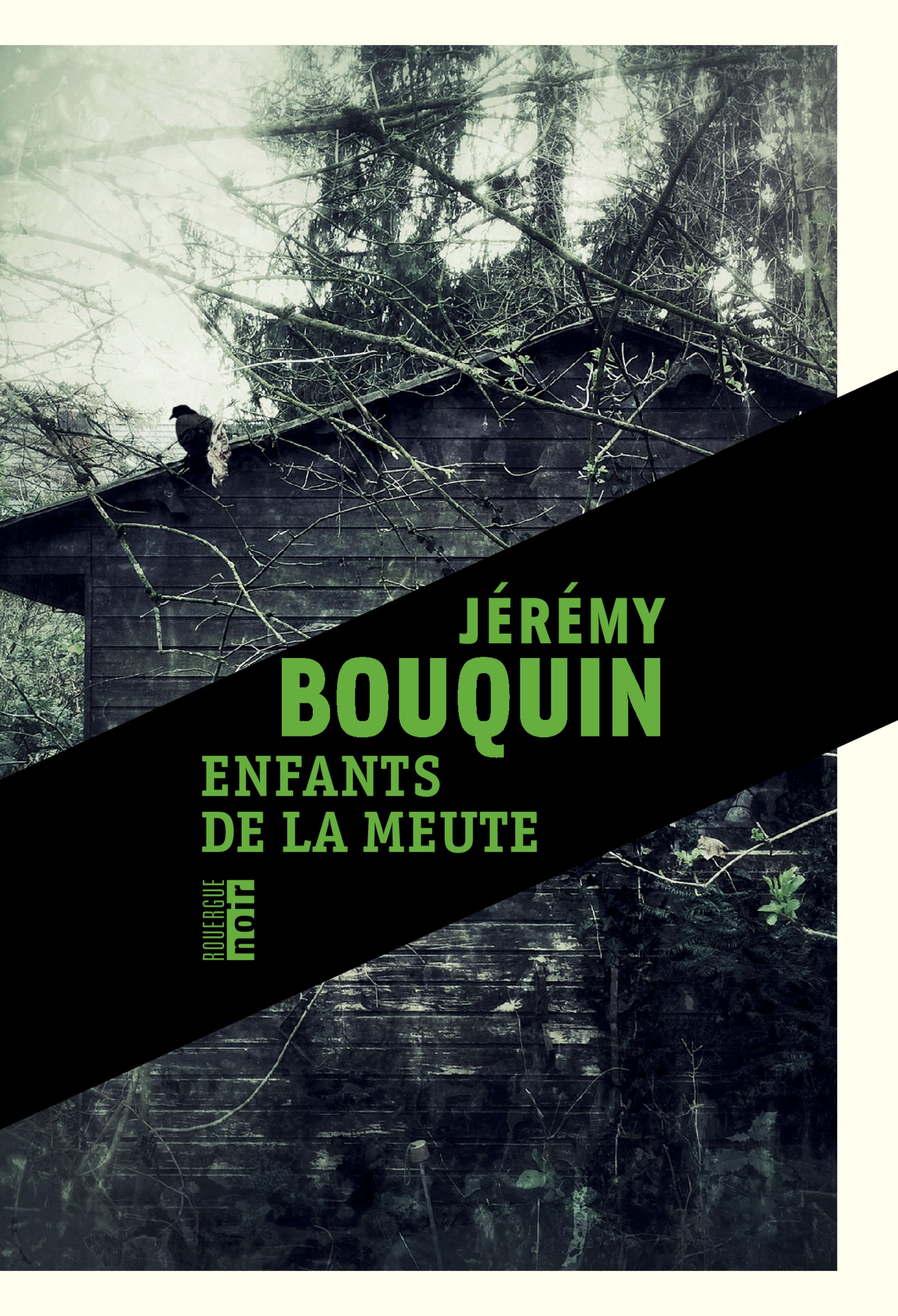 Enfants de La Meute | Bouquin, Jérémy