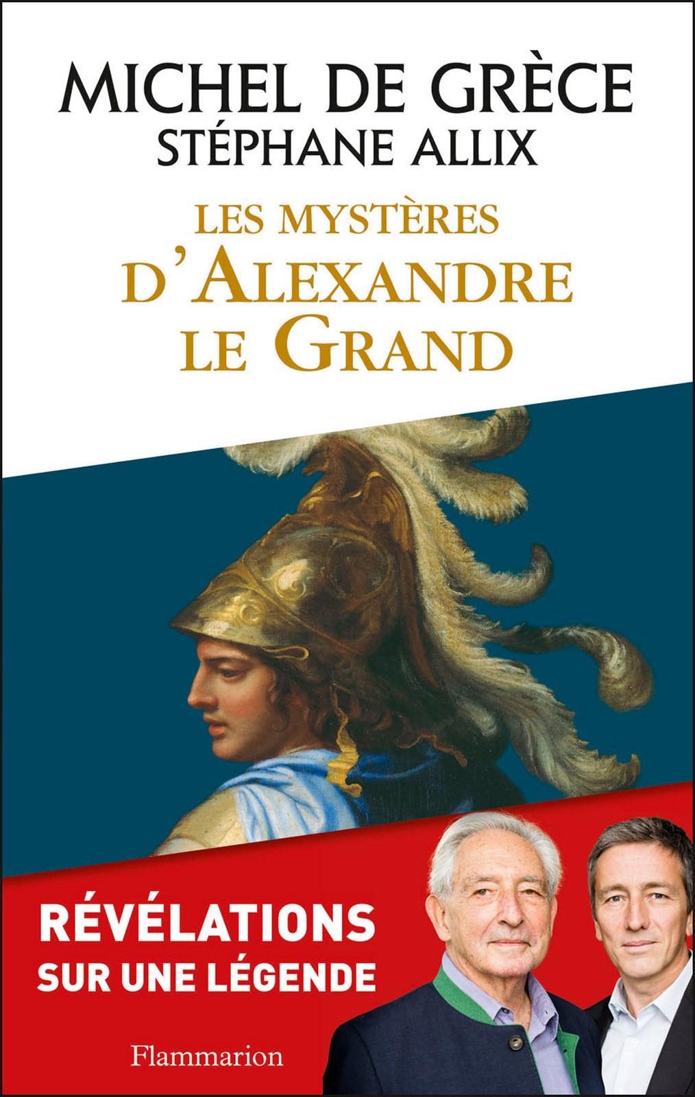 Les Mystères d'Alexandre le Grand | Michel,