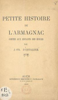 Petite histoire de l'Armagnac