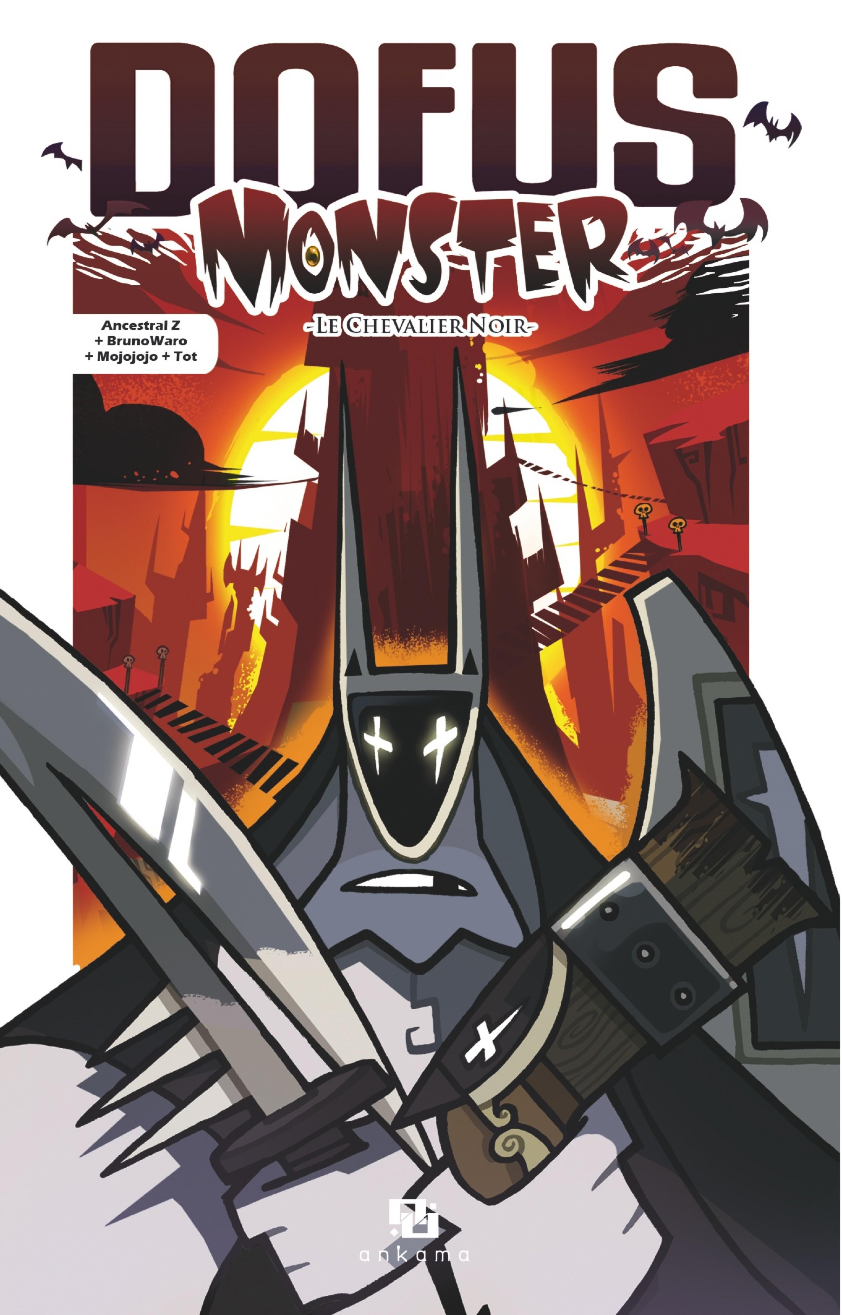 Dofus Monster - Tome 3 - Le Chevalier Noir
