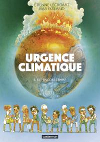 Urgence climatique | Ekeland, Ivar. Auteur