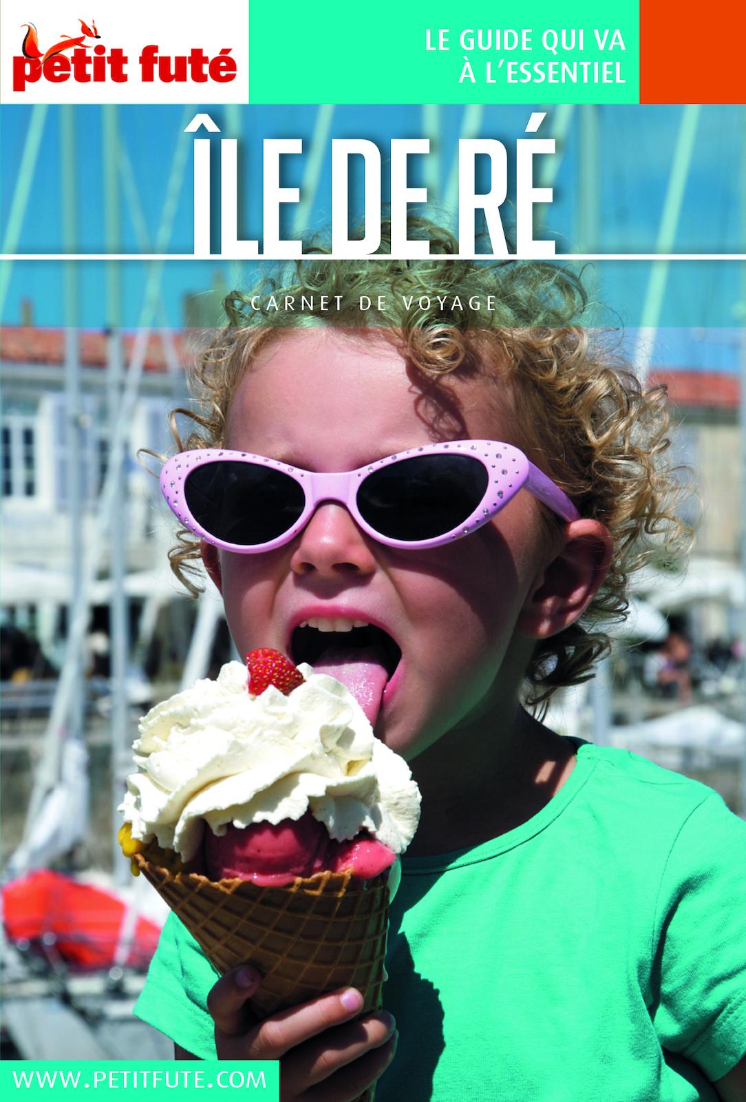 ÎLE DE RÉ 2018 Carnet Petit Futé