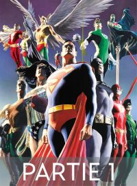 Justice League - Icônes - P...