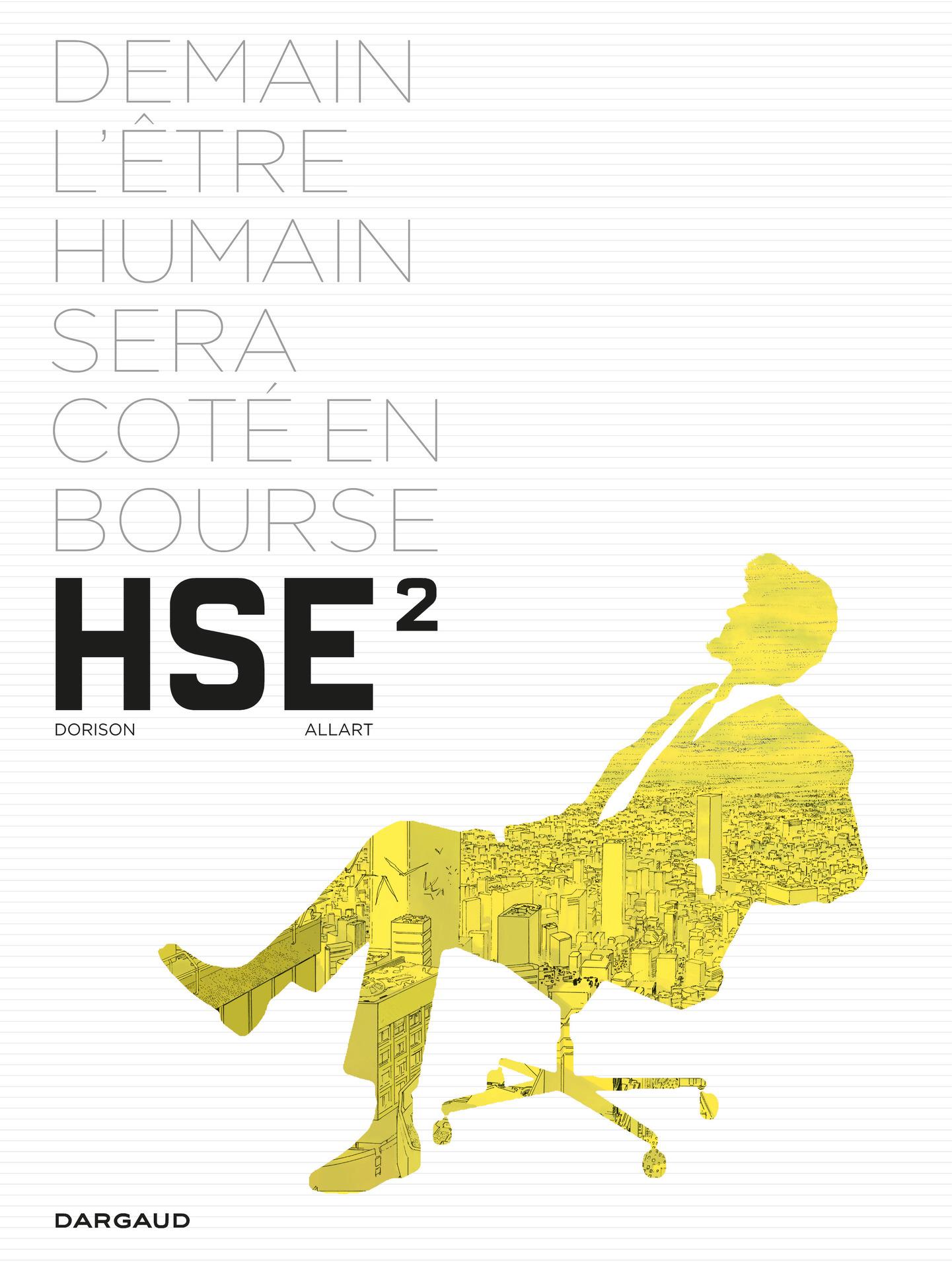 Human Stock Exchange - Tome 2 | Dorison, Xavier