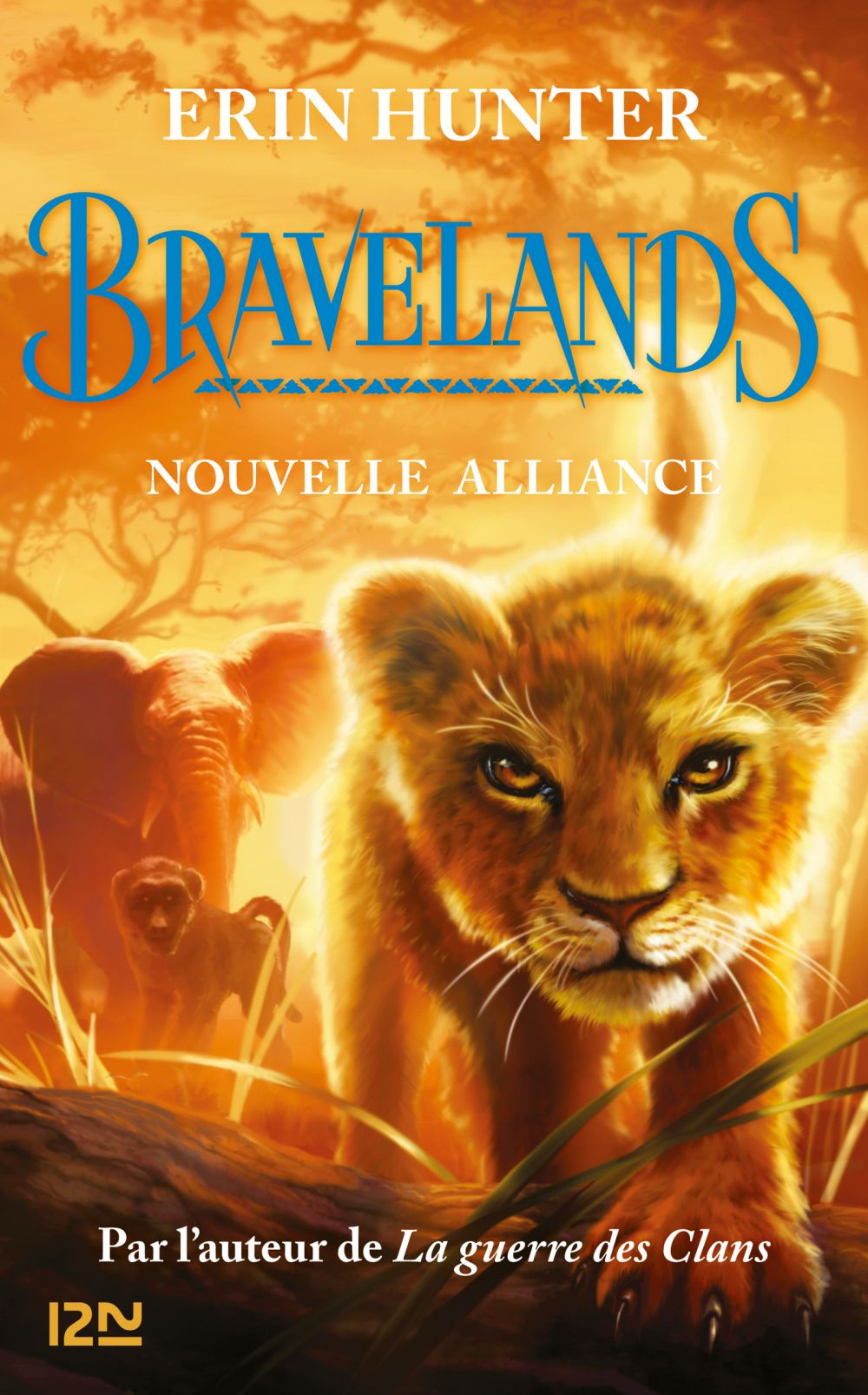 Bravelands - tome 01 | Hunter, Erin