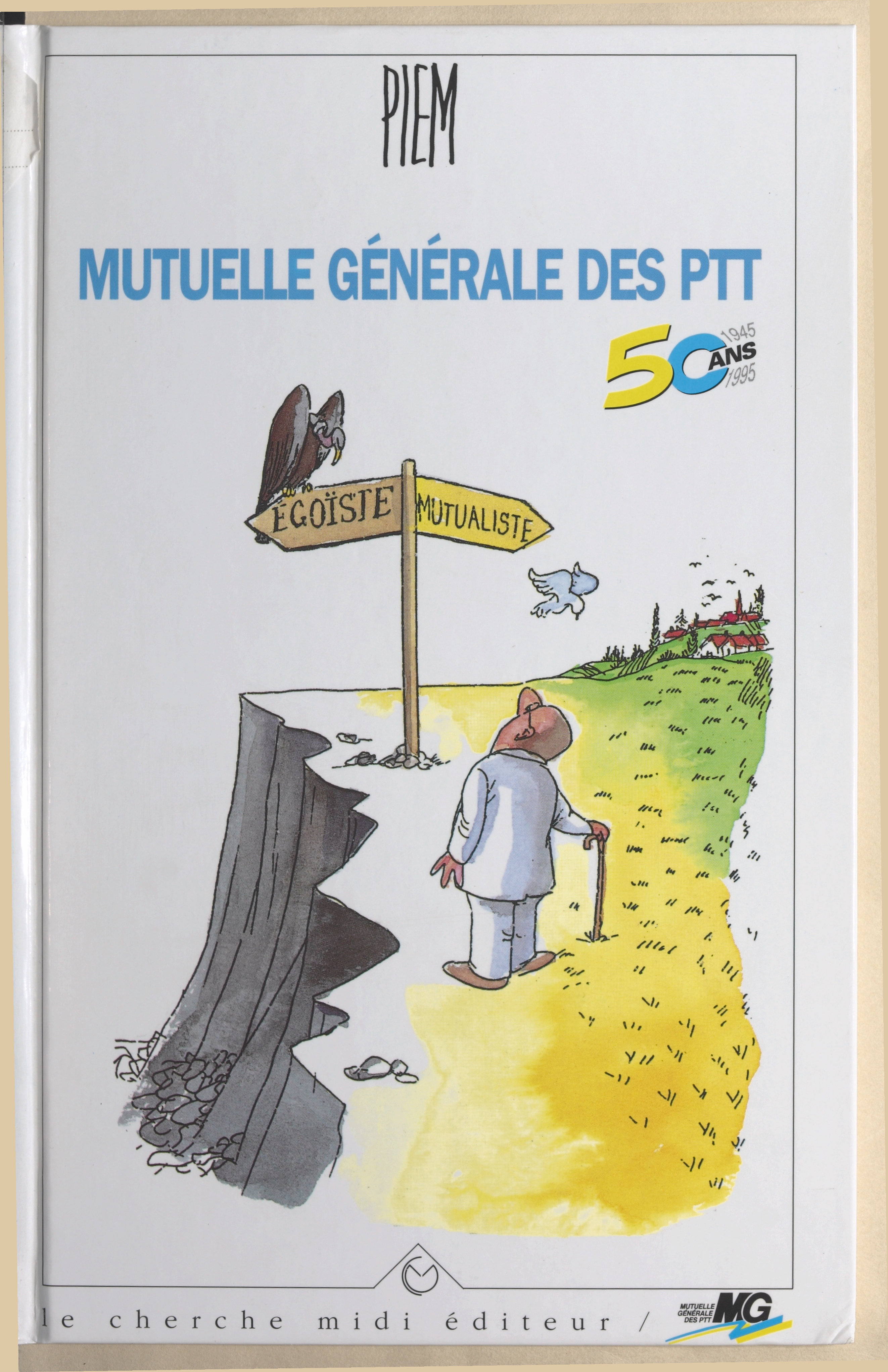 Mutuelle générale des PTT, ...