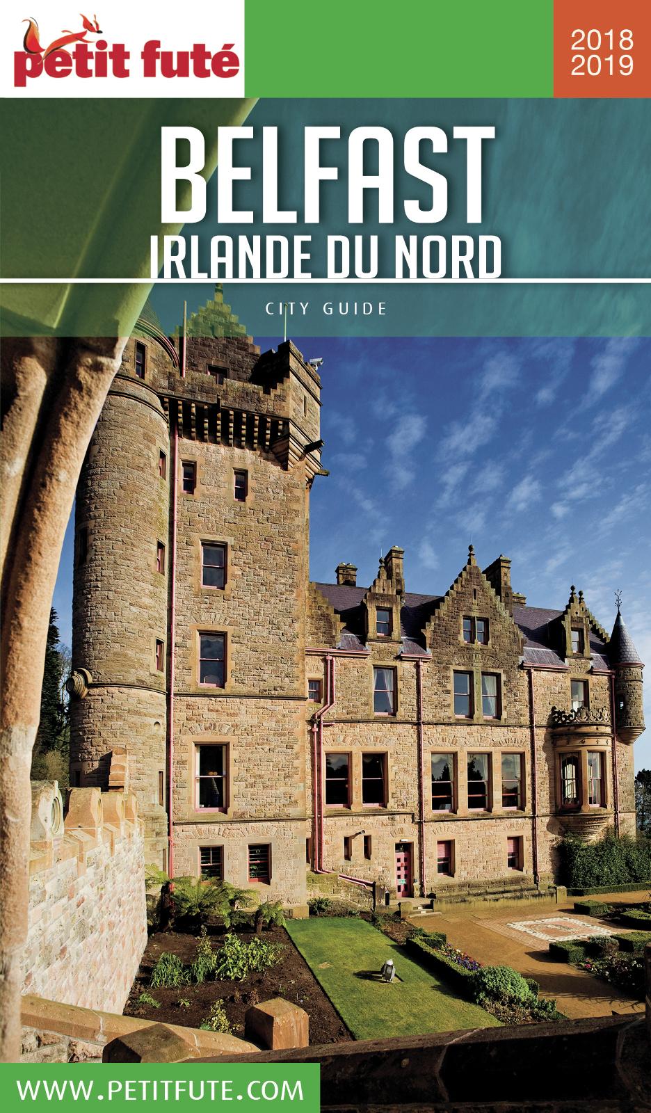 BELFAST - IRLANDE DU NORD 2018/2019 Petit Futé