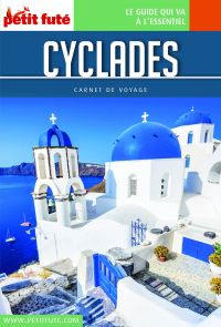 Image de couverture (CYCLADES 2019 Carnet Petit Futé)