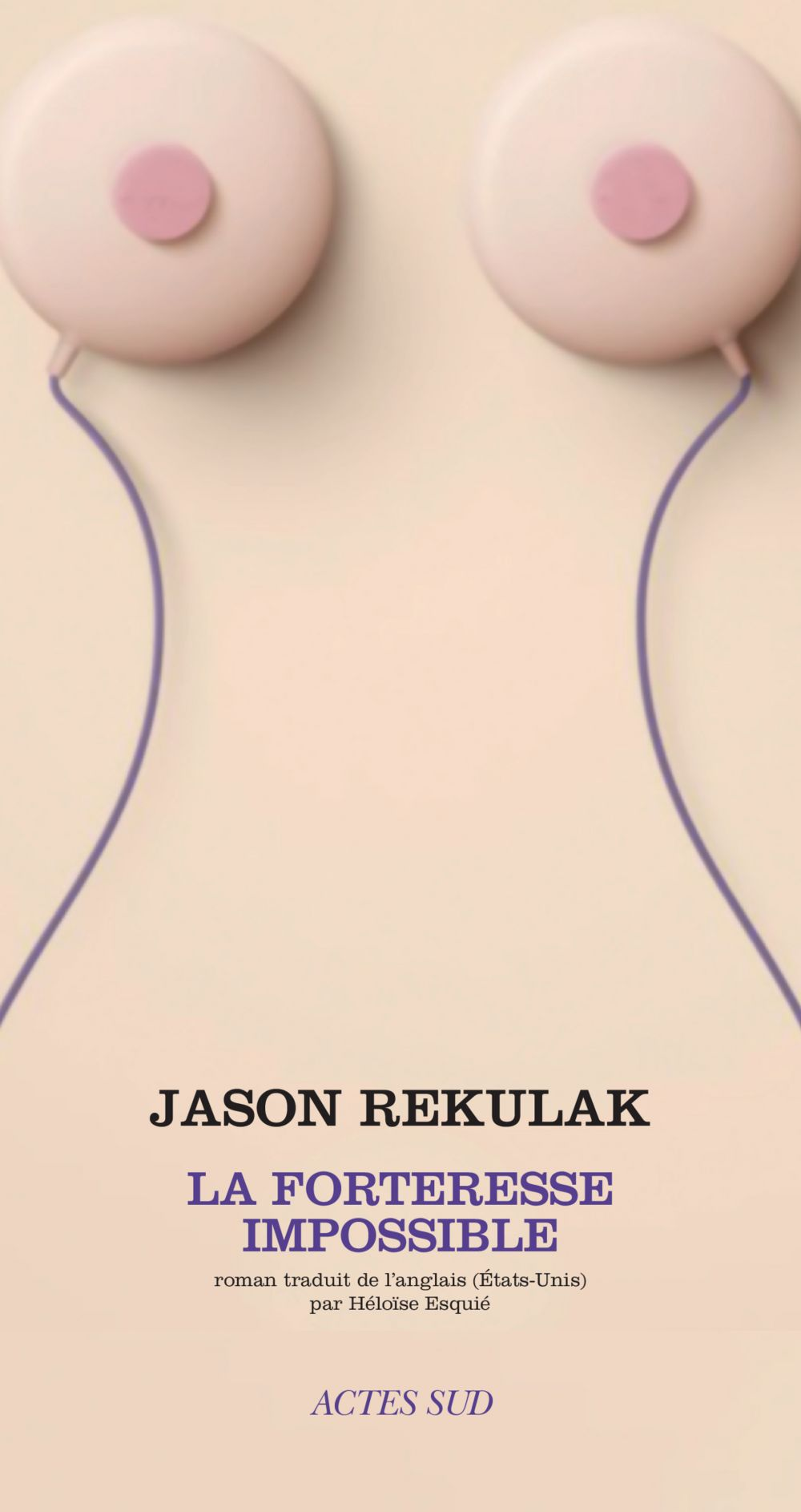 La Forteresse impossible | Rekulak, Jason. Auteur