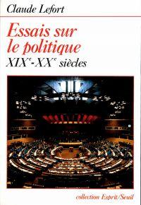 Essais sur le politique (XI...