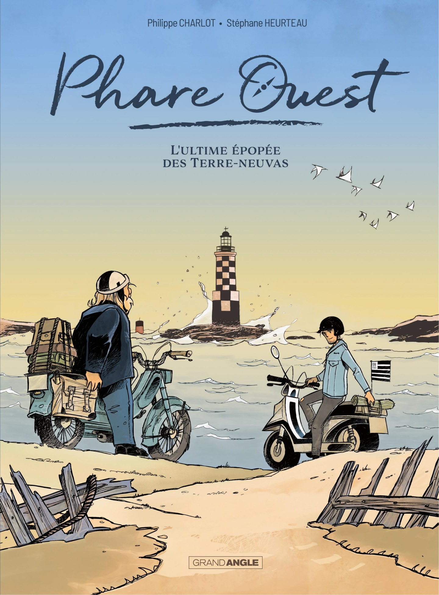 Phare Ouest - Histoire comp...