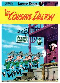 Lucky Luke - Tome 12 - LES COUSINS DALTON | Goscinny, . Auteur