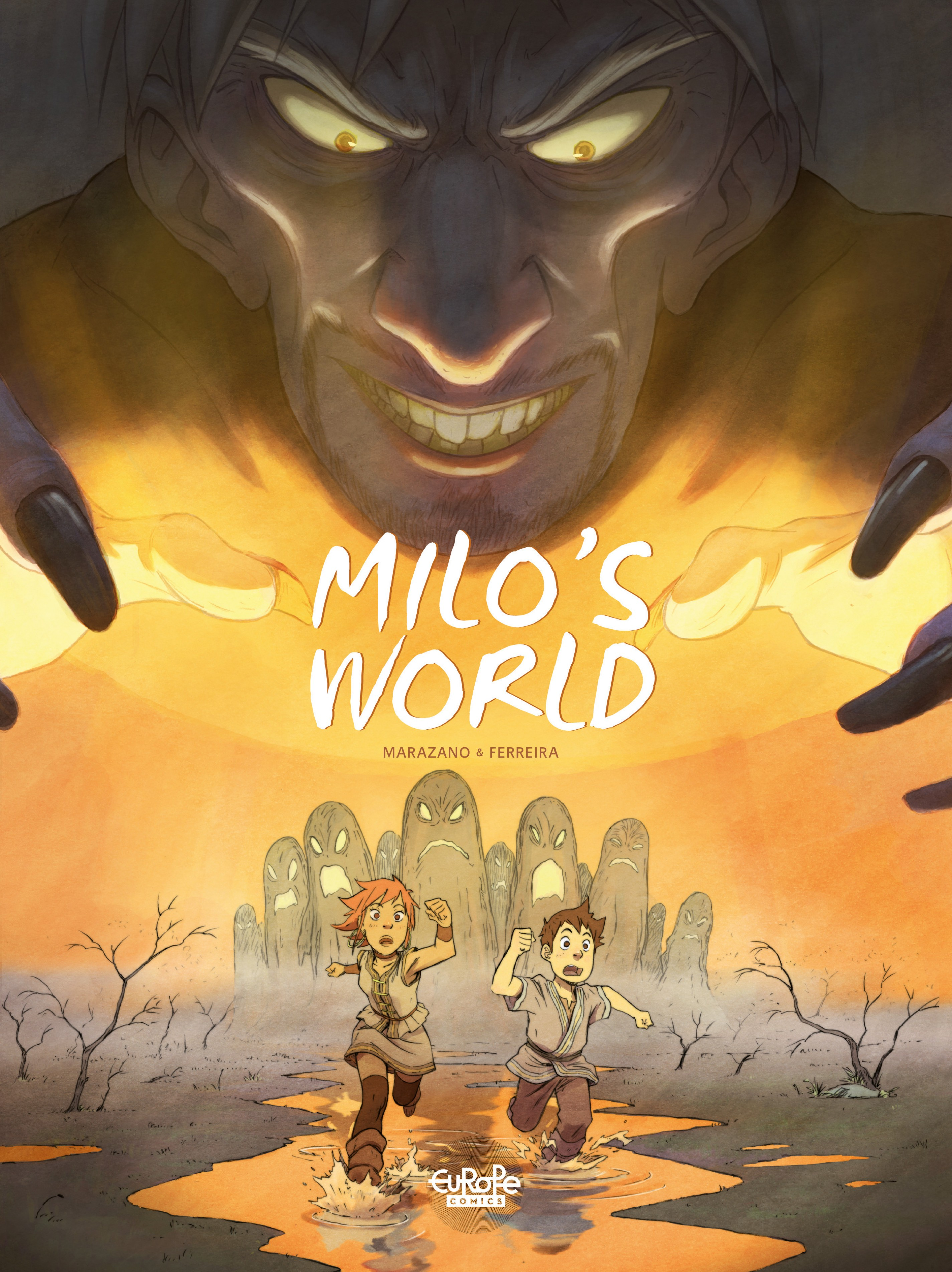 Milo's World - Volume 2