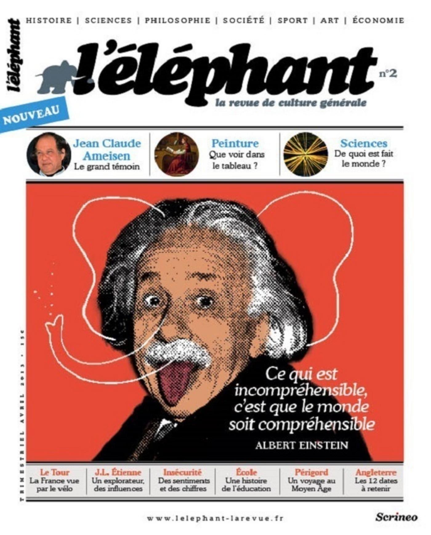 L'éléphant : La revue 02