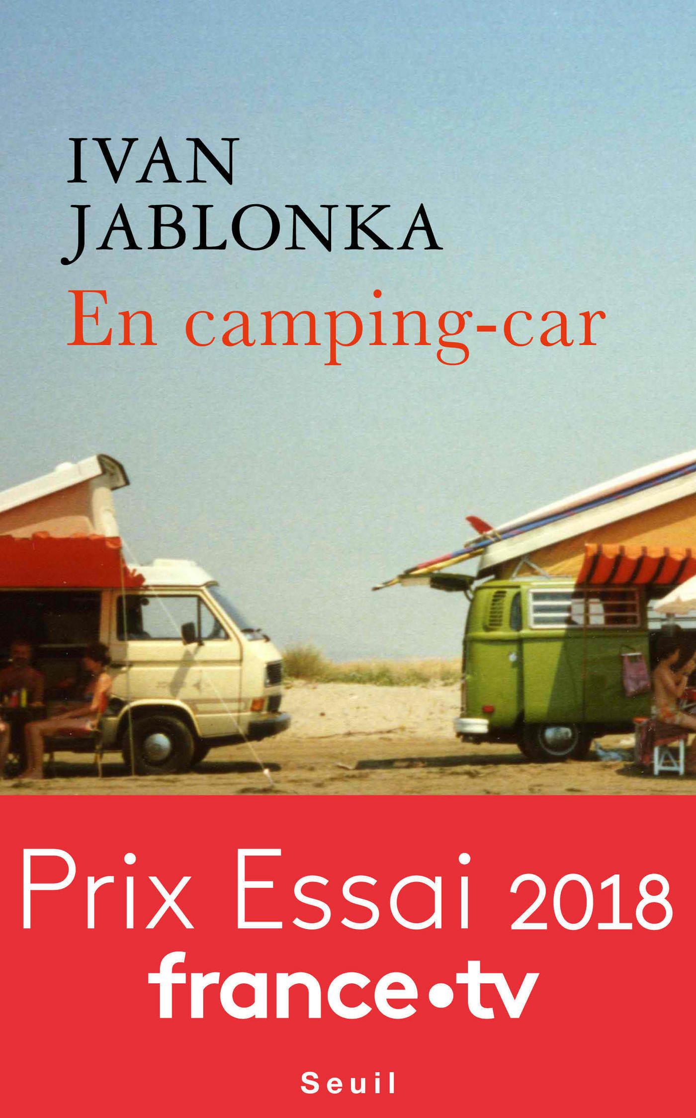 En camping-car |