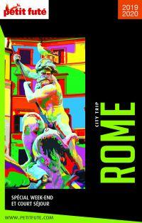 Image de couverture (ROME CITY TRIP 2019 City trip Petit Futé)