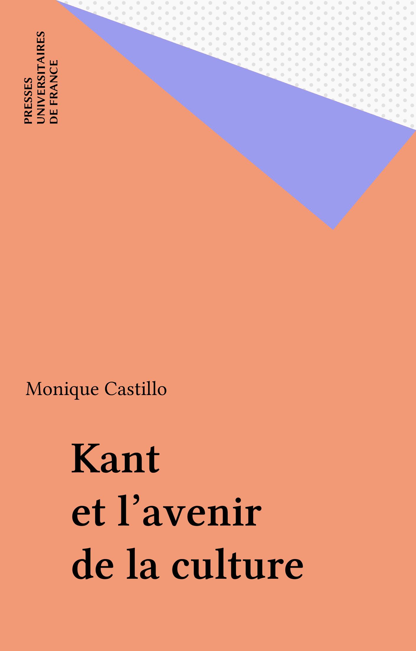Kant et l'avenir de la culture