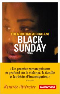 Black Sunday | Abraham, Tola Rotimi. Auteur
