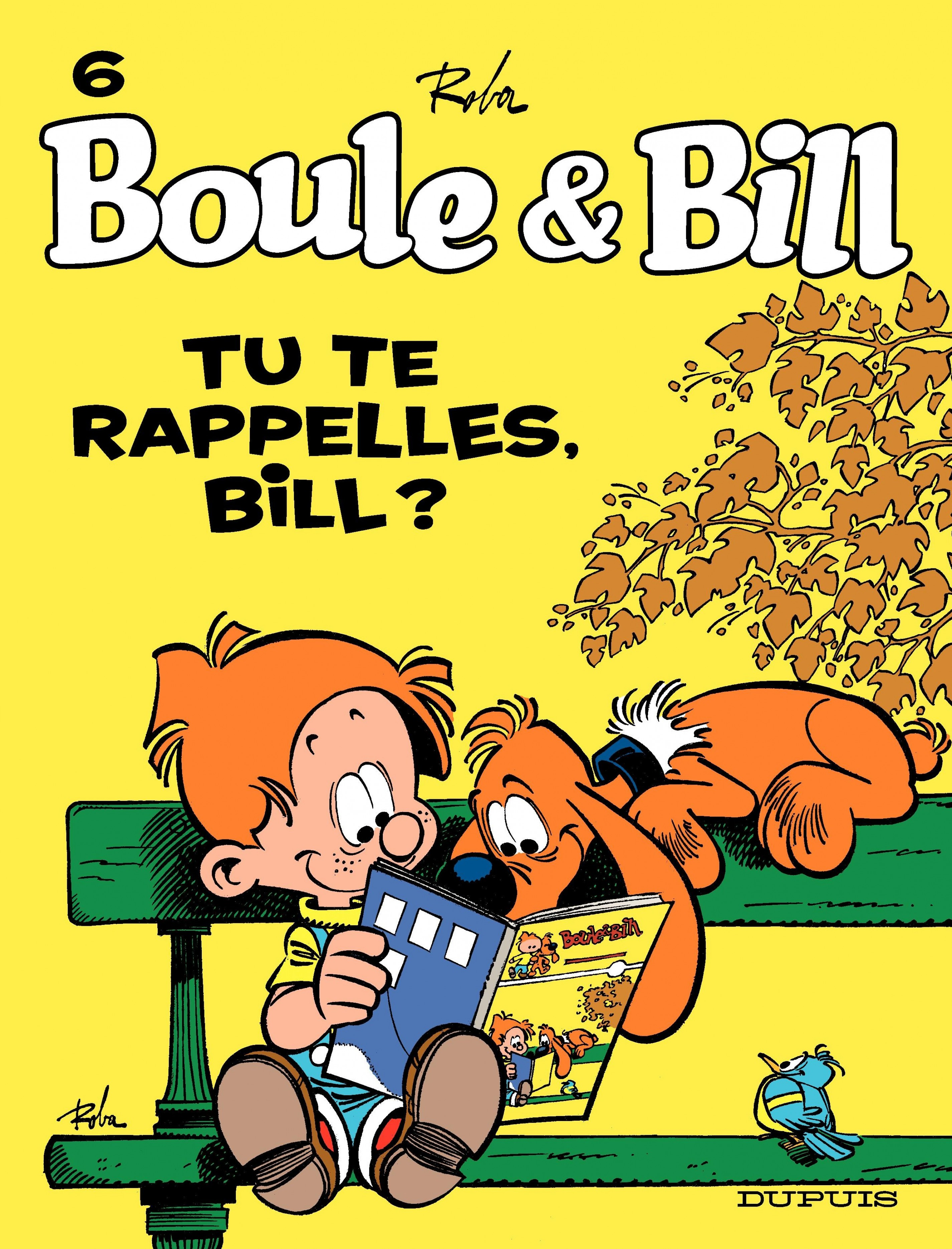 Boule et Bill - Tome 6 - Tu...