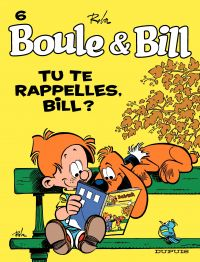Boule et Bill. Volume 06, Tu te rappelles, Bill ?