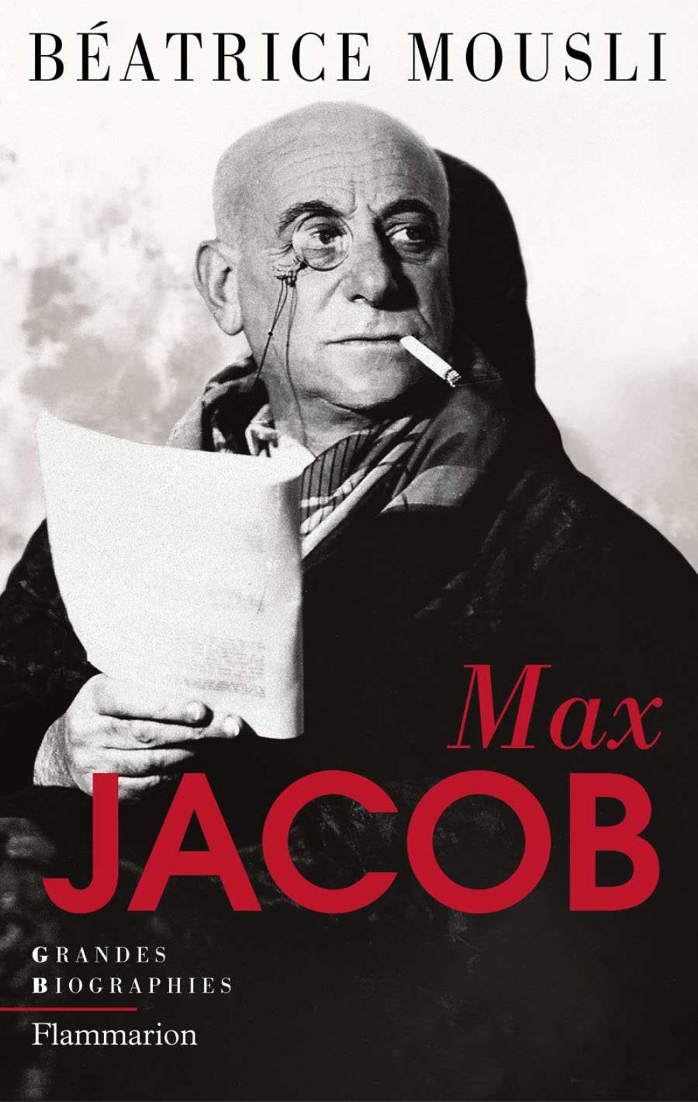 Max Jacob   Mousli, Béatrice