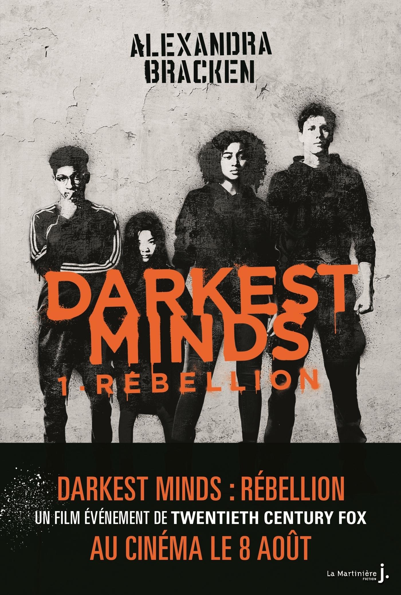 Darkest Minds - tome 1 Rebellion | Bracken, Alexandra