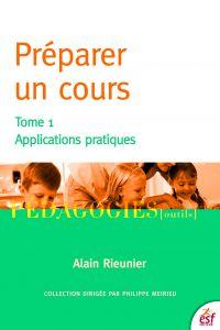 Préparer un cours (Tome 1)