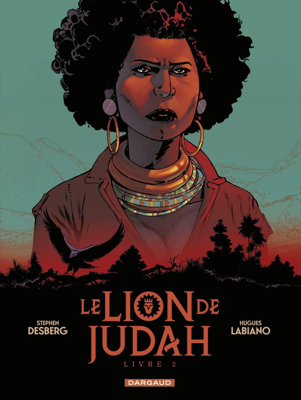 Le Lion de Judah - Tome 2 | Desberg, Stephen. Auteur