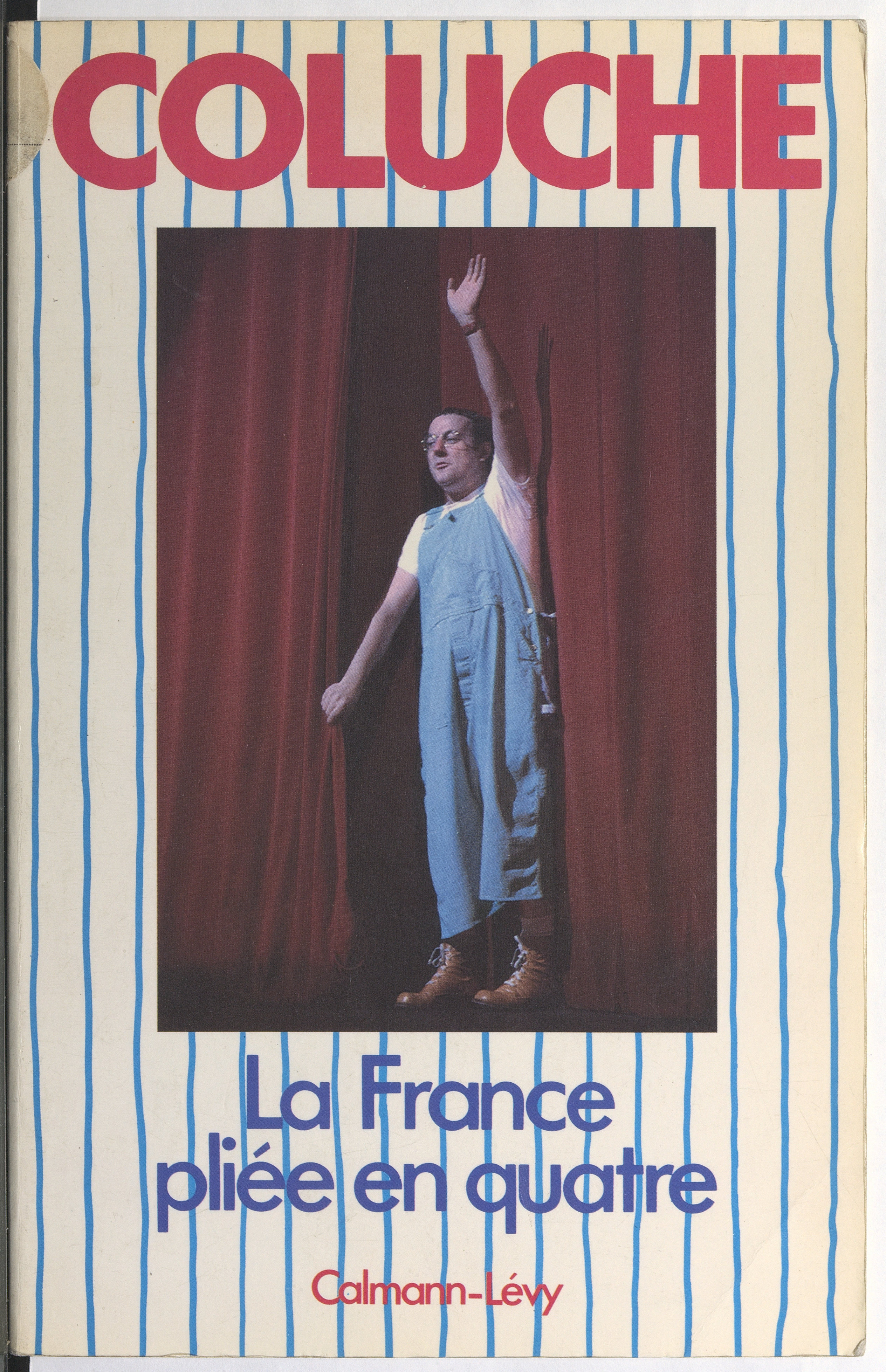 La France pliée en quatre