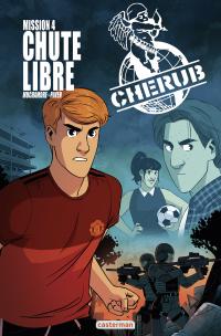 Cherub, la BD (Mission 4) -...
