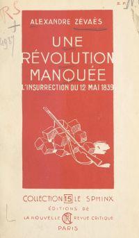 Une révolution manquée