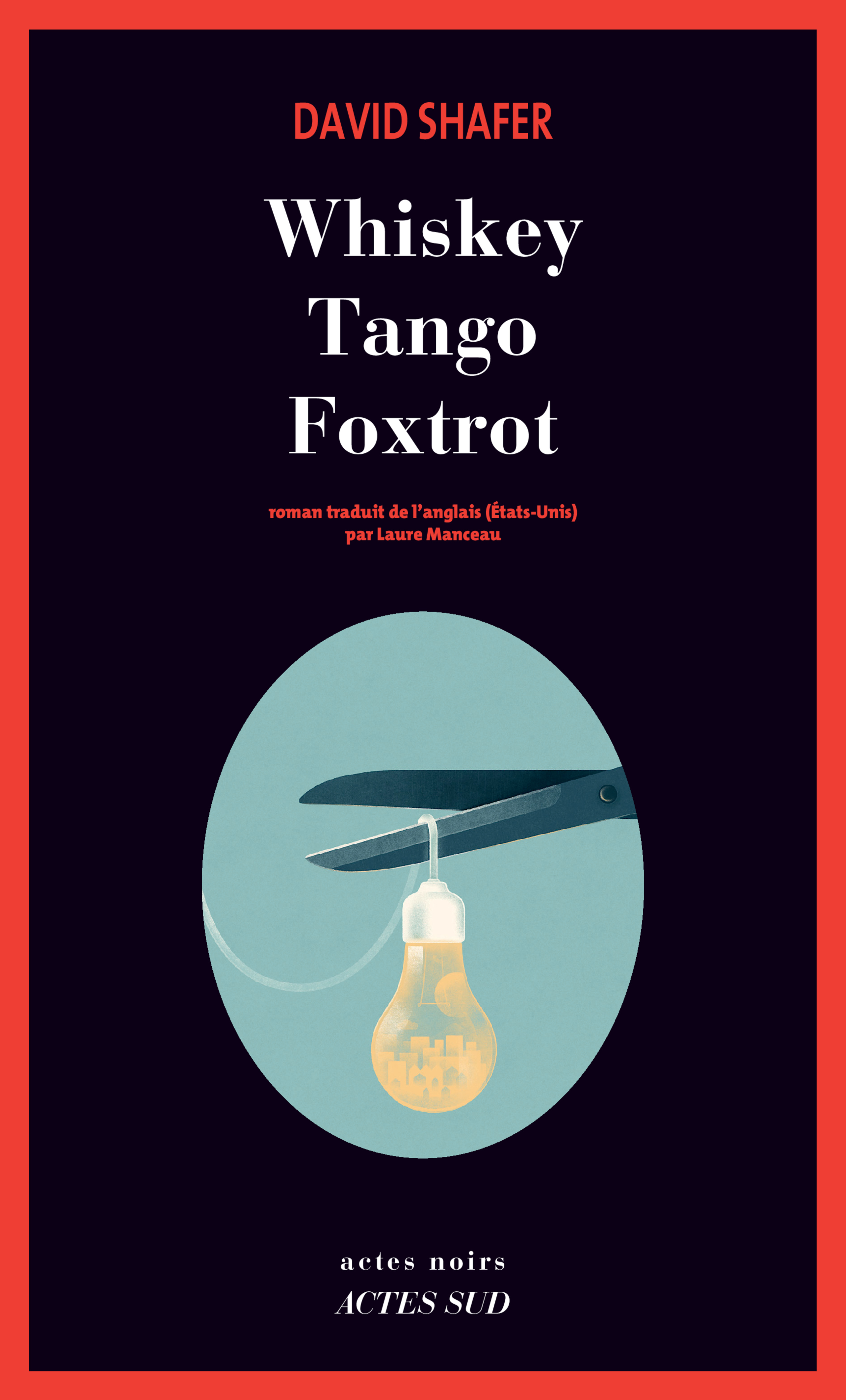 Whiskey Tango Foxtrot | Shafer, David